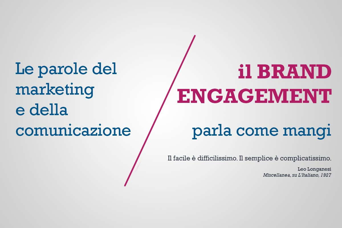 il brand engagement